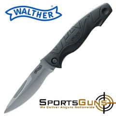 walther knife tarditional folding blade
