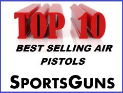 TOP TEN BEST SELLING PISTOLS