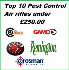 top 10 pest control airguns
