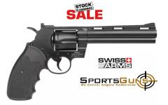 swiss arms air pistol 357
