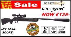 beeman air rifle pest control