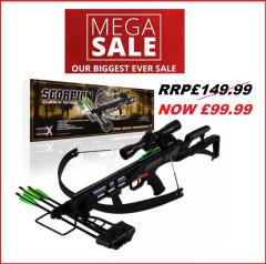 scorpion crossbow