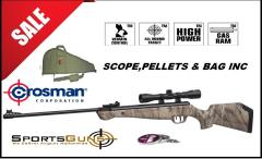 crosman stealth camo stock