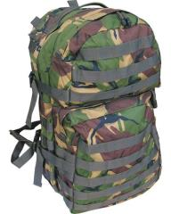 assault backpack camo