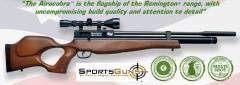 remington cobra multishot rifle