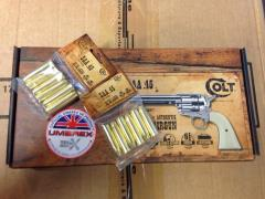 colt 45 peacemaker spare shells