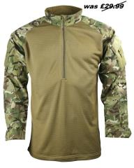 british army terrain fleece