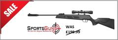 gas ram pest control air rifle